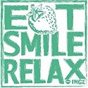 Eat Smile Relax Logo